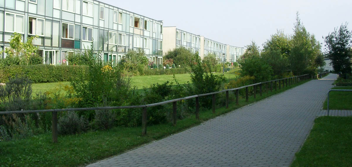 Wohnquartier Berlin-Karow