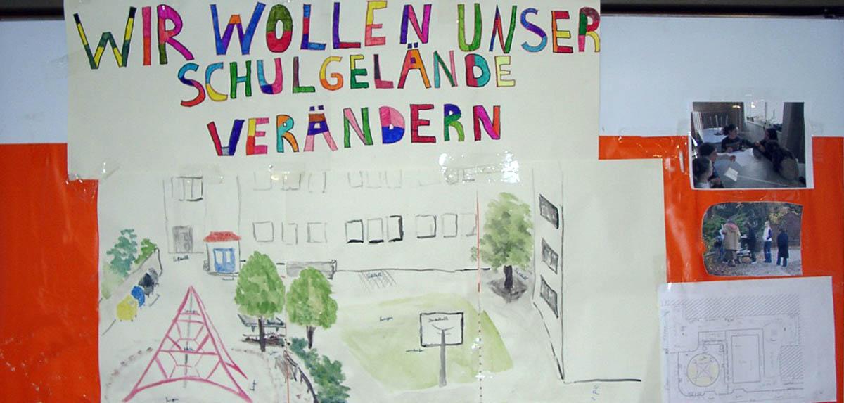 Broschüre Planwerkstätten Schulen am Mariendorfer Weg