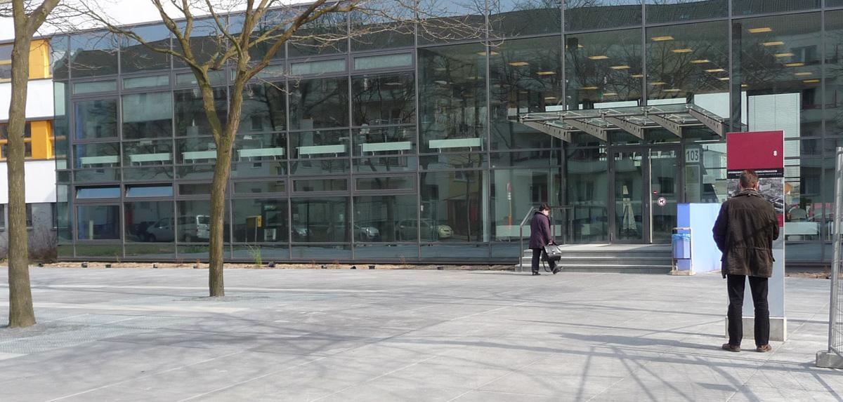 Bürgeramt Große-Leege-Straße