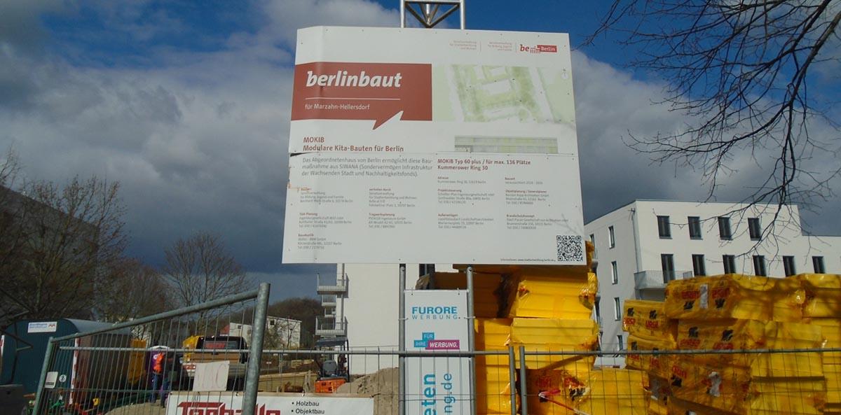 Kita MOKIB Kummerower Ring in Berlin Marzahn-Hellersdorf