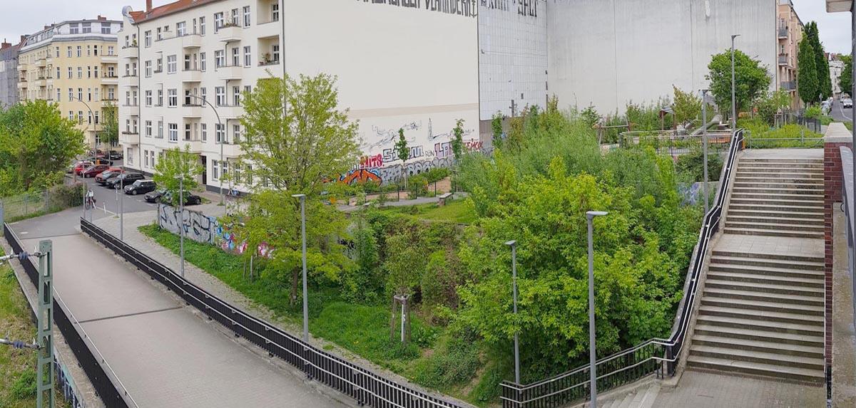 Spielplatz Norweger Straße