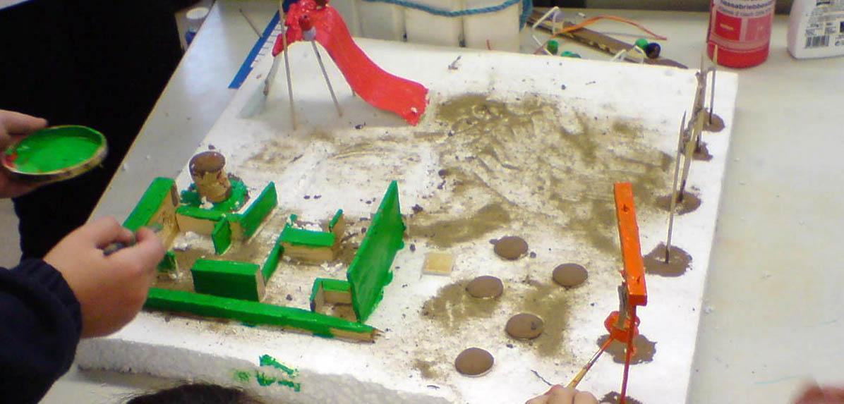 Planwerkstatt Eichenwald Grundschule