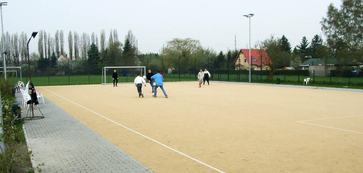 Sportplatz Blankenburg, Berlin-Weißensee