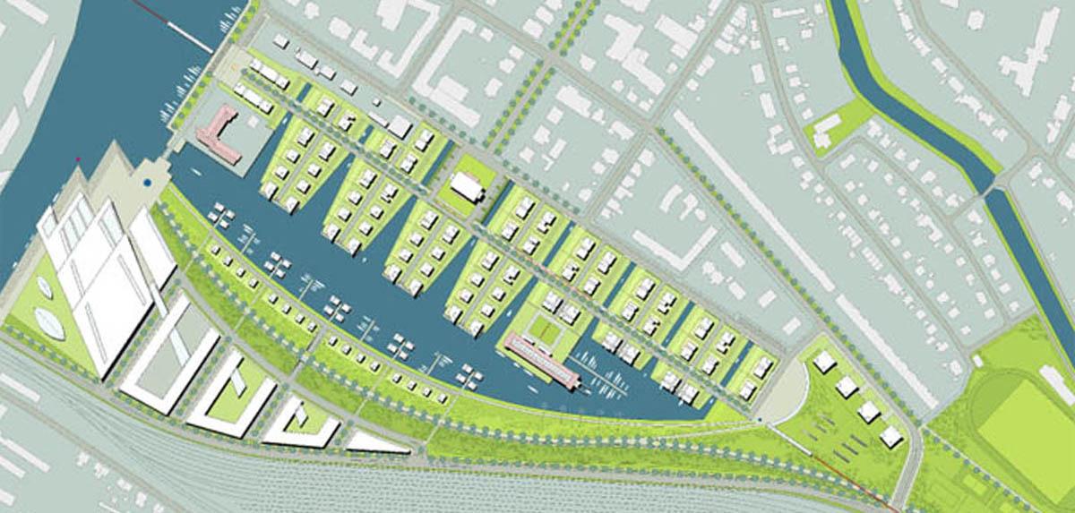 Dock Emden - 4. Platz